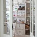 beadboard butler's pantry