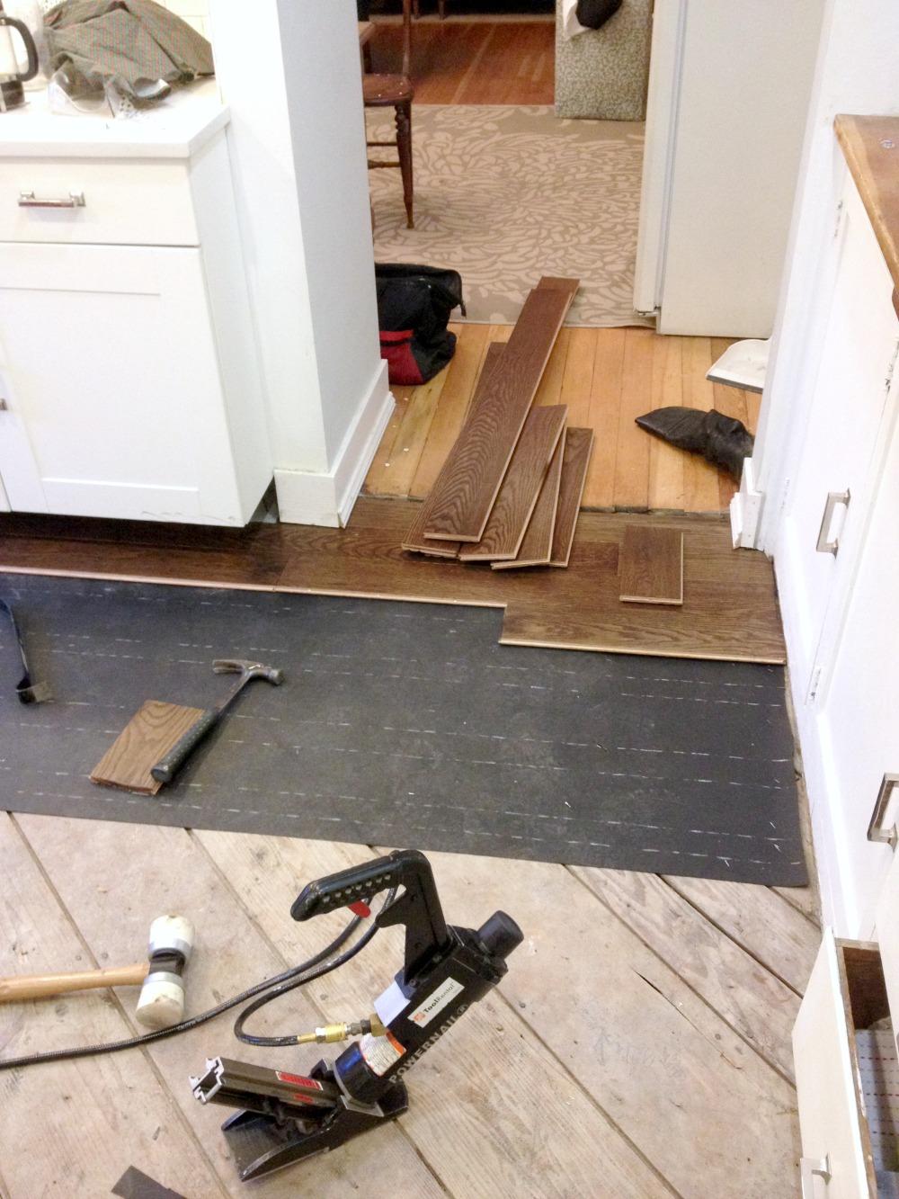 kitchen-flooring-process