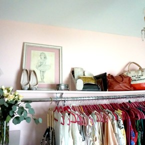 My Girl Cave: Walk in Closet