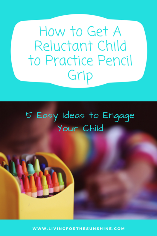 Pencil Grip Activities