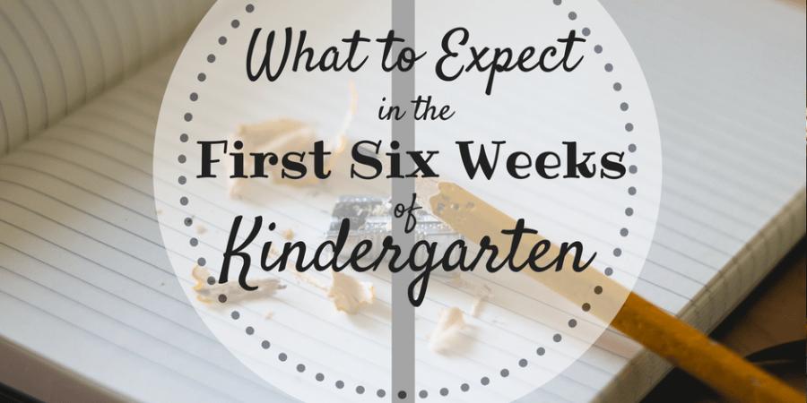 transition to kindergarten