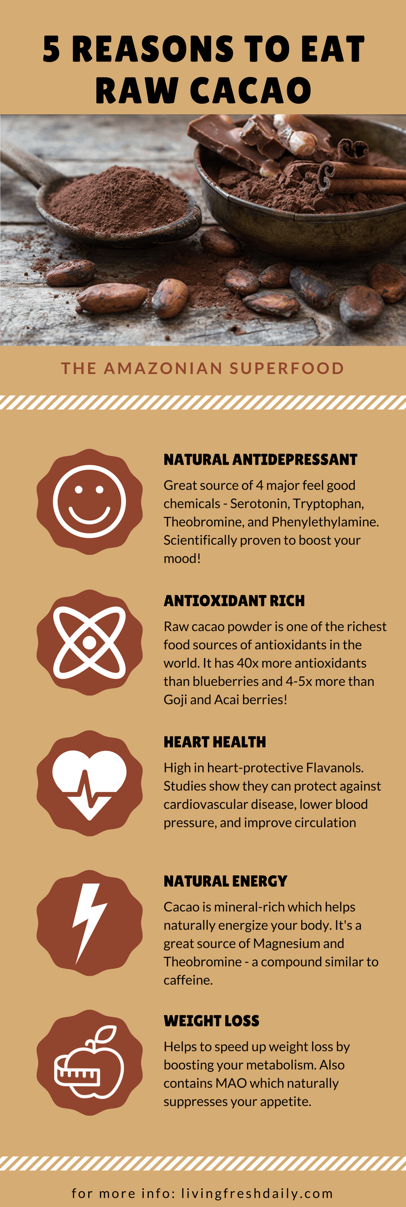 Raw Cacao Health Benefits