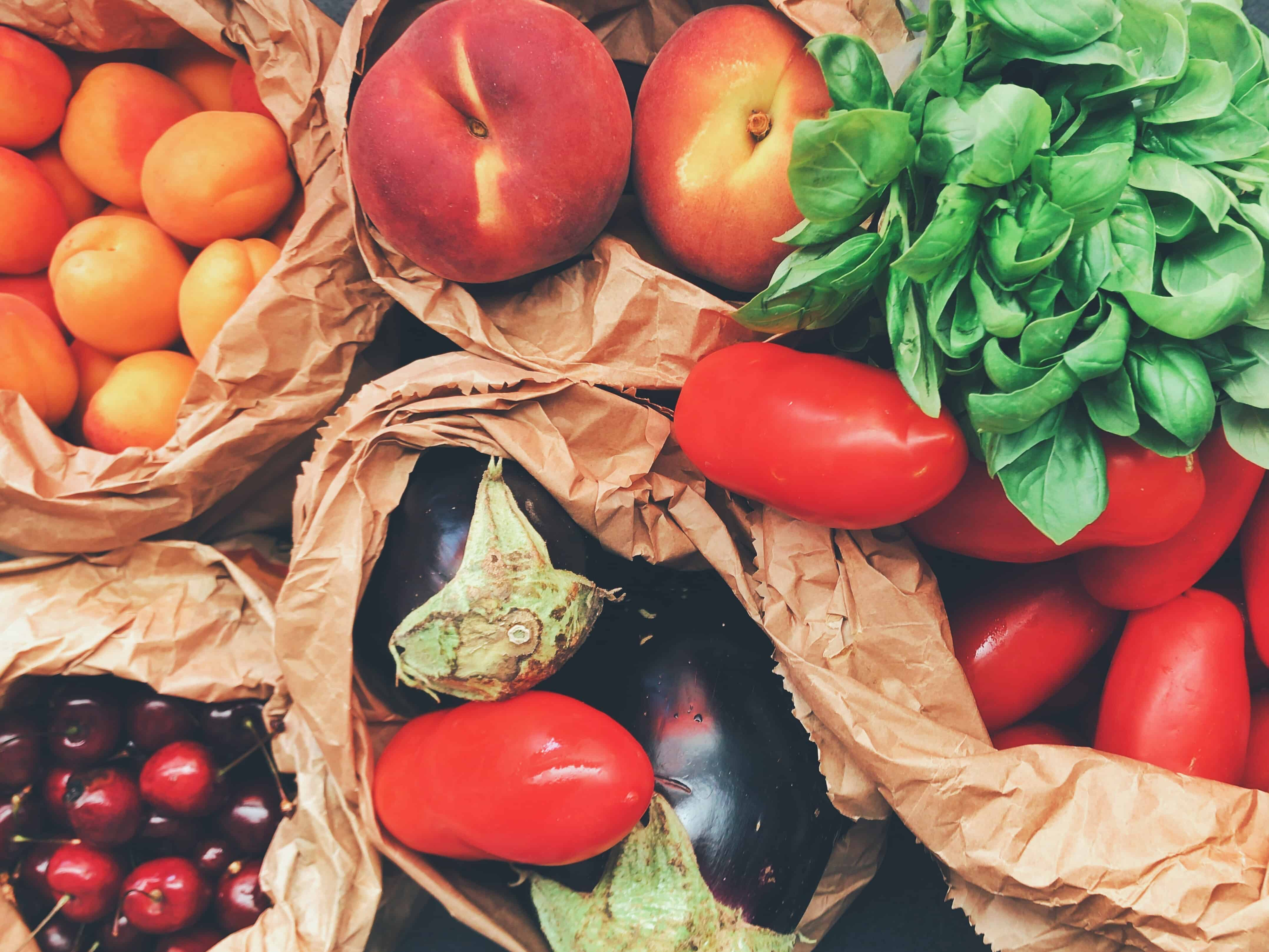 In season produce to save money