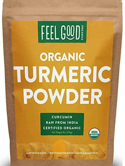 Best turmeric powder for smoothies