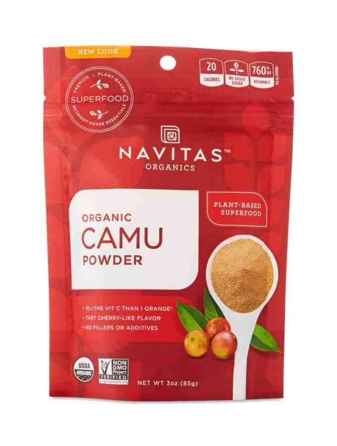 navitas camu smoothie powder
