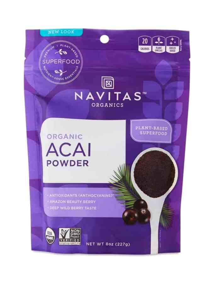 Acai Bowl Powder