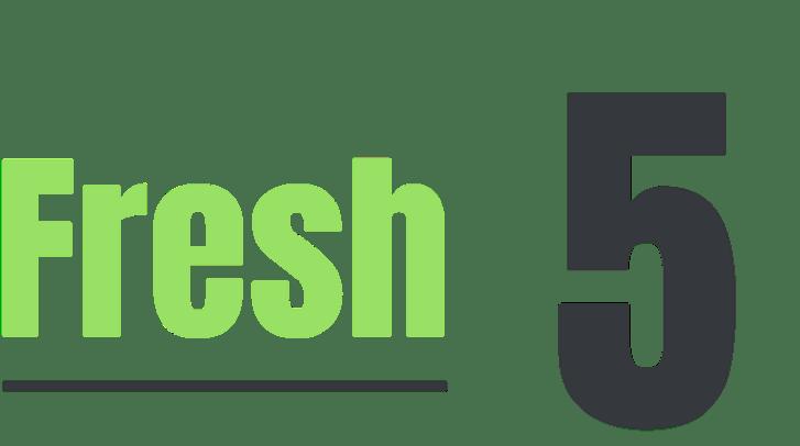 fresh5logo