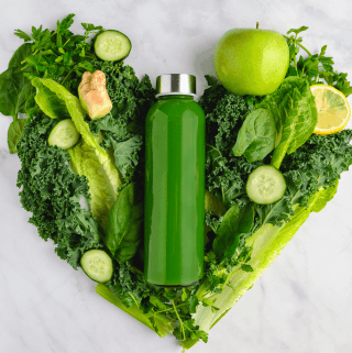 Green Goddess Juice Blender Recipe