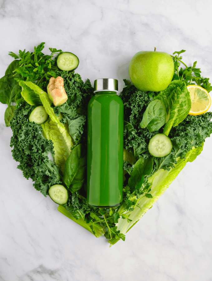Green Goddess Juice