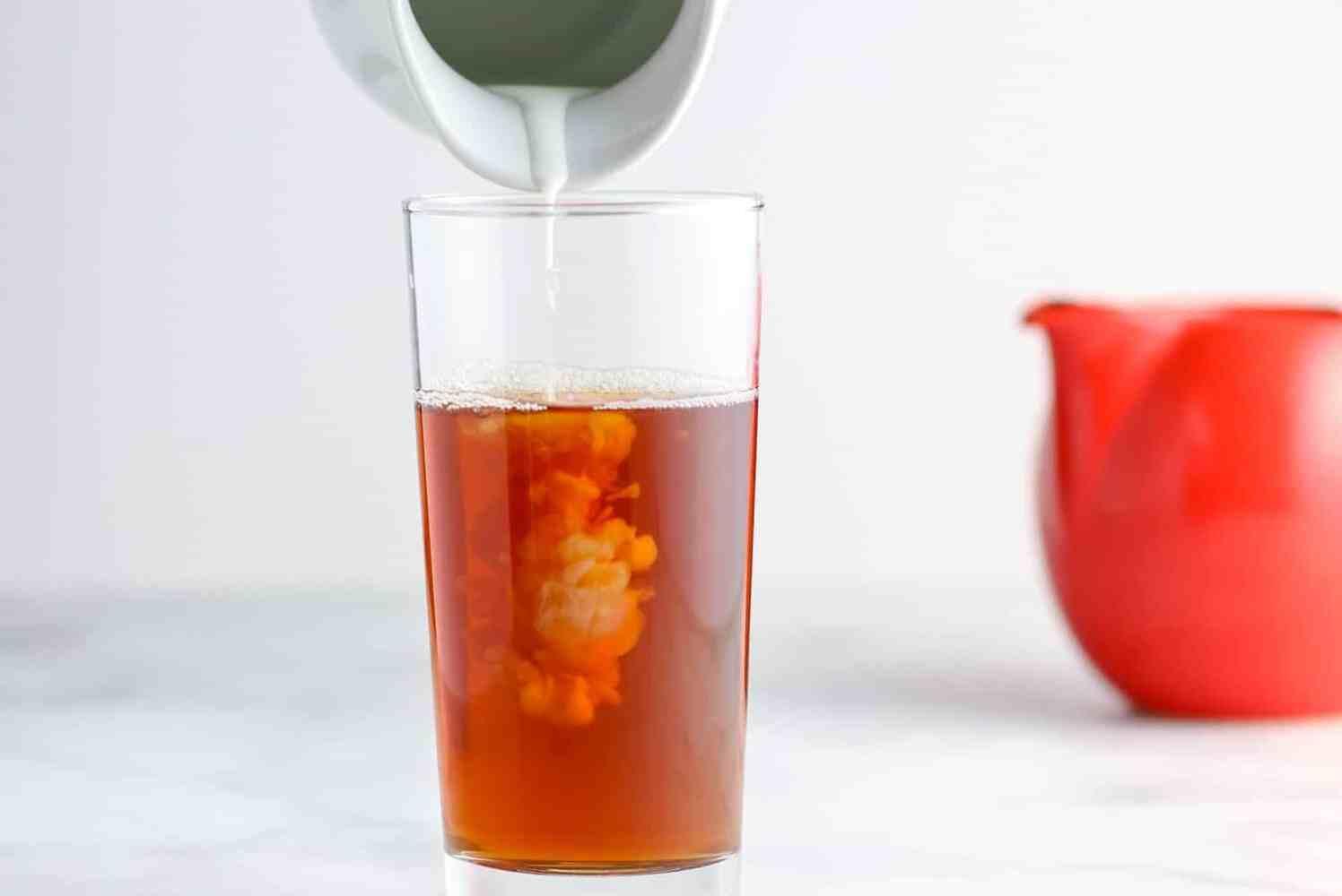 Mix Milk Tea