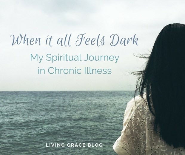 As I've fought disease, I have experienced the hardest struggle yet with my faith. Not for lack of belief, but lack of feeling God's nearness. On the blog I'm sharing my first podcast ever, the story of raw faith.