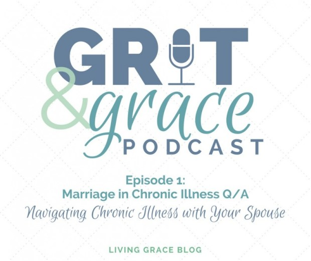 Marriage is hard work to begin with, let alone throwing in a curve ball like chronic illness. Join Kami & Trevin Lingren as they discuss the challenges Lyme disease has brought into marriage and hear answers to some of the Living Grace readers' questions.