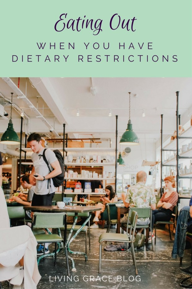 If you've ever tried dining out with food allergies - or even sensitivities - then you know it can be quite the obstacle course to navigate. Check out the DineSafe app which helps you locate restaurants in your area that offer items that meet your specific needs!
