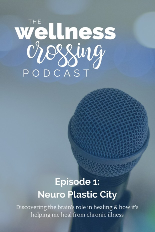 """Learn what it means to """"retrain the brain"""" and how it's been helping me heal from chronic illness! Listen in as I share some of the tools I personally have been using to reclaim my health and how you can begin to implement them, too. Click to listen in!"""