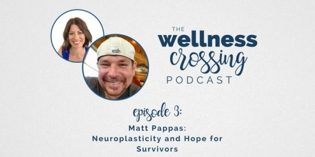 Matt Pappas is unpacking how neuroplasticity has been a game changer for him in his recovery from child abuse, bringing hope and healing to what can otherwise feel like a hopeless situation. His story is sure to inspire! Click to tune in to the episode.