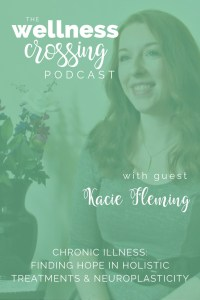 Is it possible to heal chronic illness naturally? After receiving multiple diagnoses that could have meant living a life defined by illness, Kacie is sharing her story of how hope and healing have been unfolding in her life through treatments often overlooked (or unheard of). Click to listen!