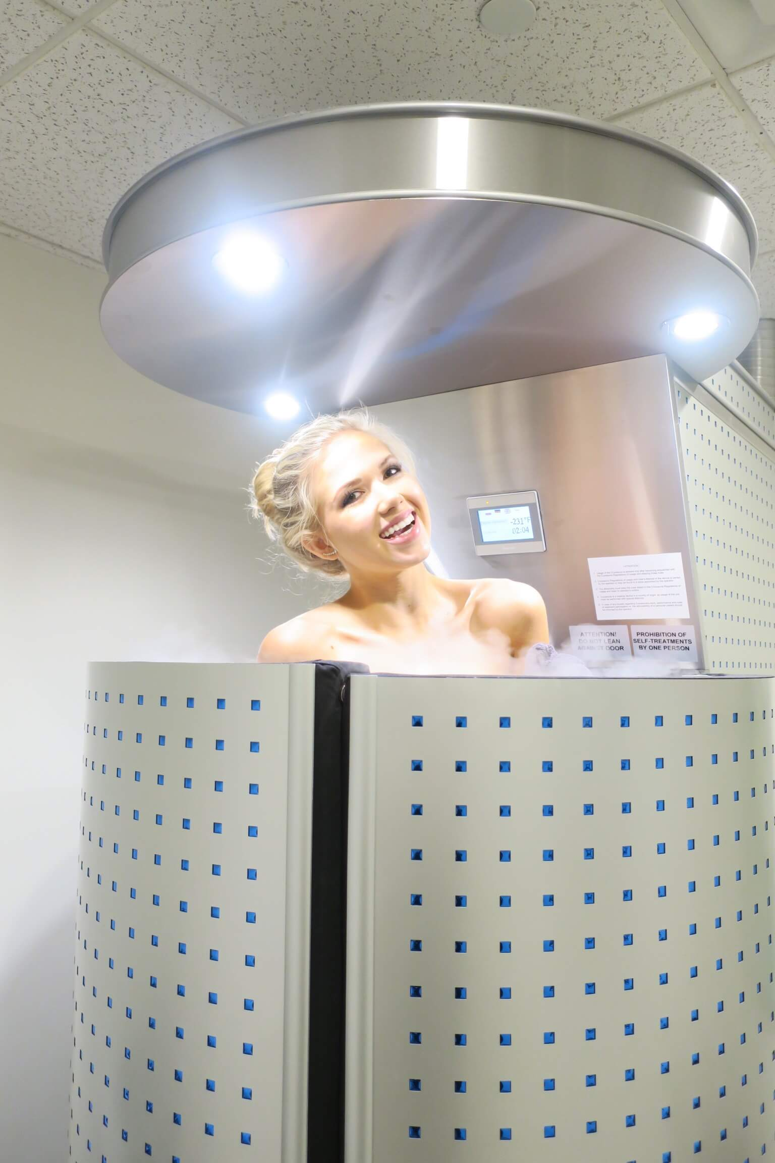 Daily Cryotherapy – Living Gracefully