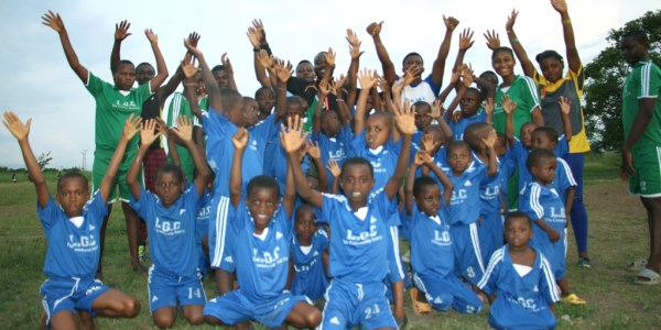 Sport for Development and Peace and The 2030 Agenda for Sustainable Development