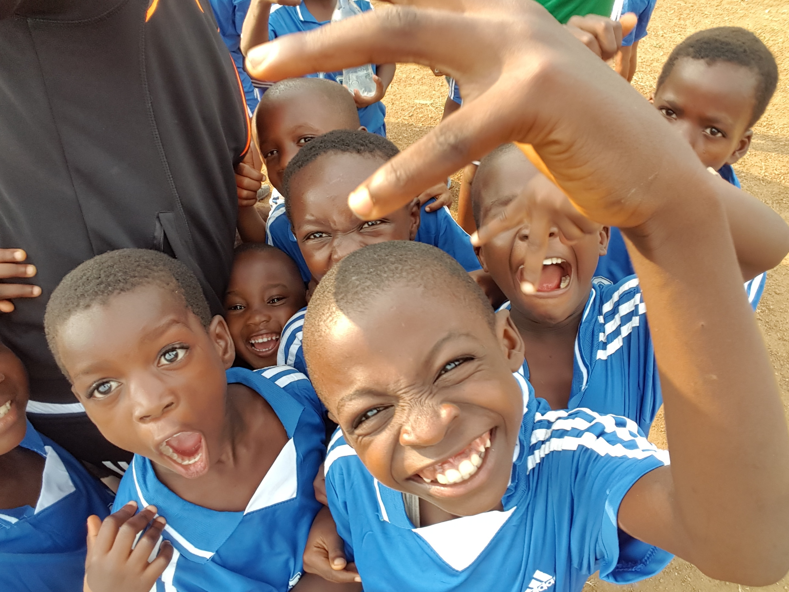 The Sport Project for Orphans and Vulnerable Children