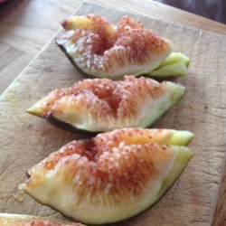 Figs for breakfast!