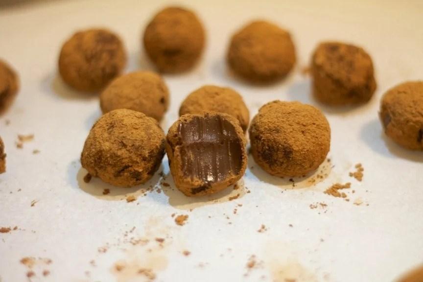 Brigadeiro (Brazilian Chocolate Fudge Balls) — with VIDEO