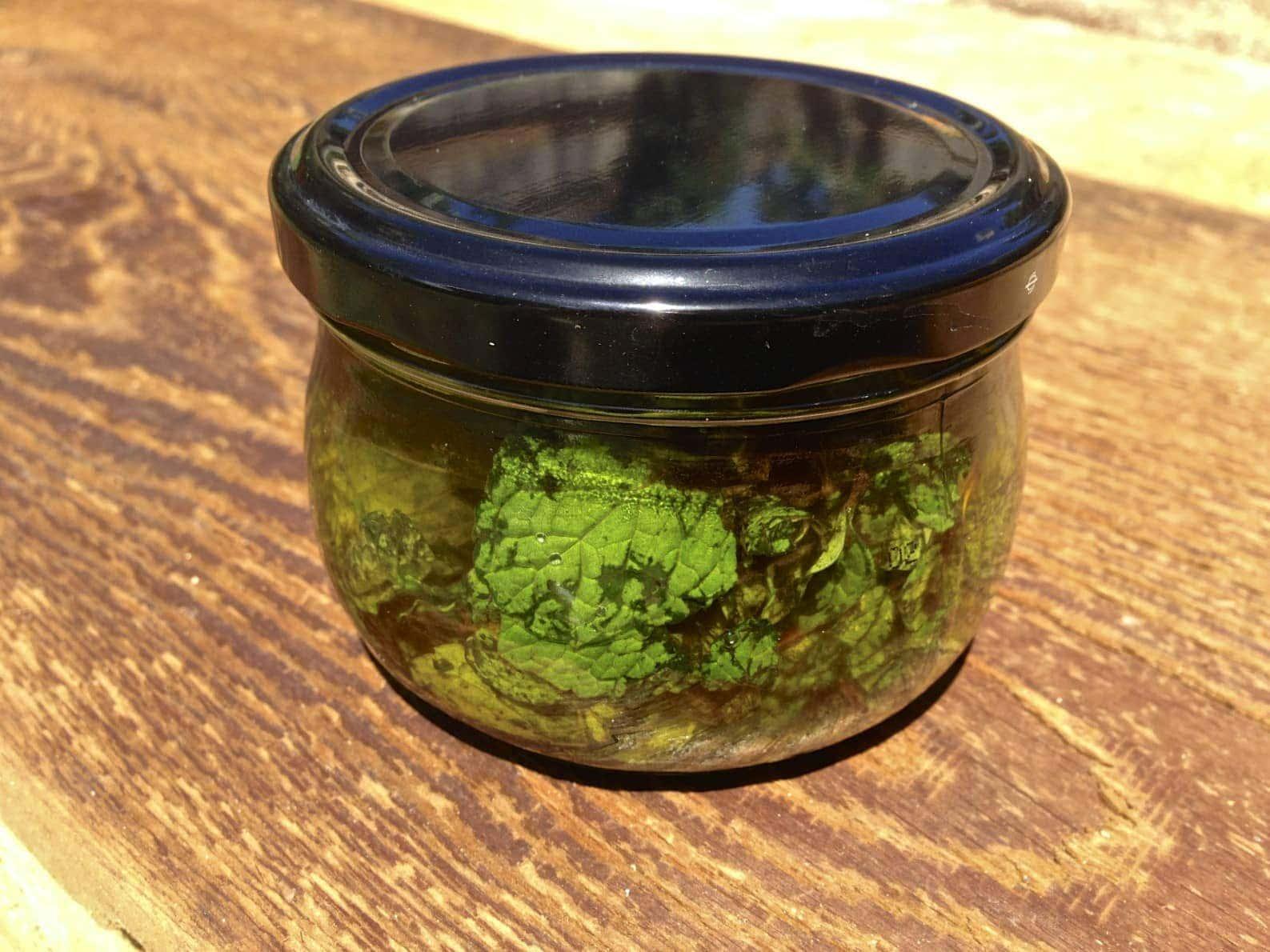 Fresh Skin Peppermint Oil