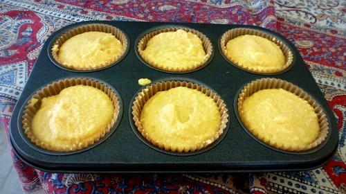 Paleo Strawberry-Almond Cupcakes