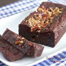 BEST Chocolate Zucchini Bread Recipe
