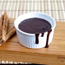 Decadent Ice Cream Chocolate Fudge Sauce