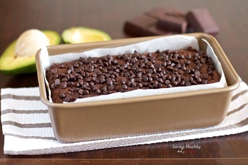 Paleo-Avocado-Chocolate-Bread