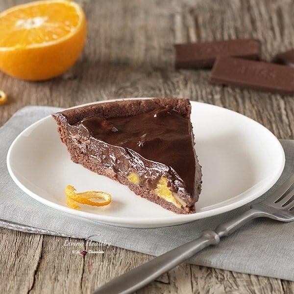 Paleo-Dark-Chocolate-Orange-Almond-Tart-recipe