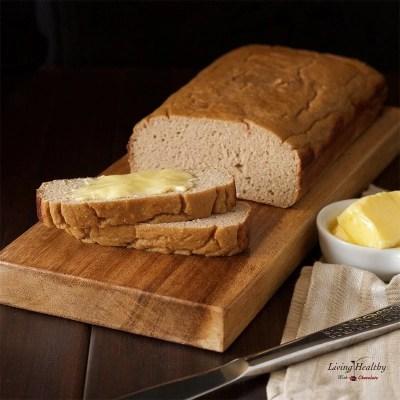 Paleo Sweet Bread (gluten-free, nut-free)