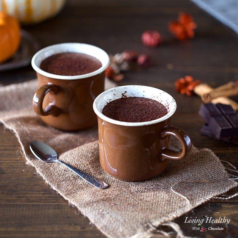 Paleo Hot Chocolate Recipe Almond Milk