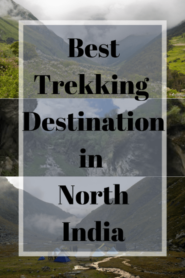 Best Trekking destination in North India