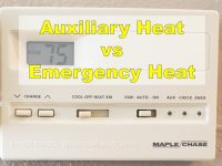 Auxiliary Heat vs Emergency Heat (Whats the Difference)