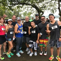 Turkey Trot in Hilo, Thanksgiving on Oahu--Soccer, Shopping, and Fun