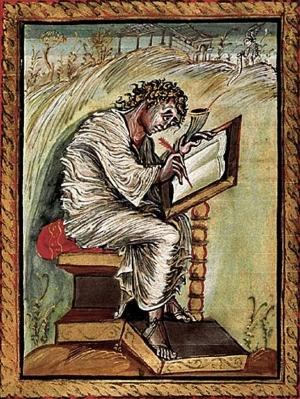 Read Gospel of Matthew