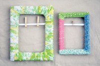 Easy to Make Photo Frames- DIY