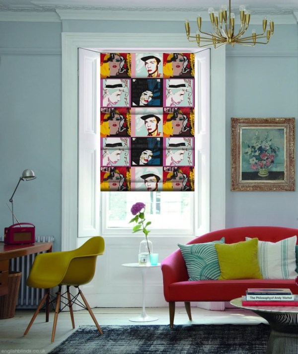 Pop Art Interior Design Ideas