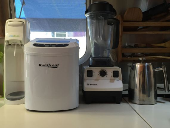 Small Ice Maker