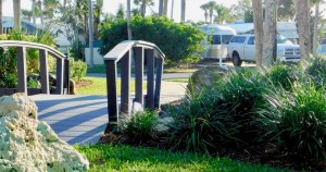 Outdoors Resorts of America – Melbourne Beach, Florida