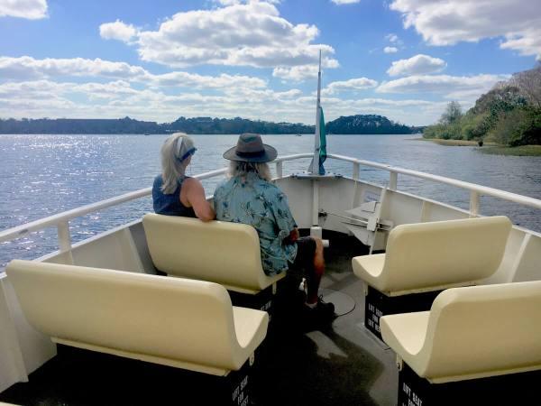 Disney World - Magic Kingdom Ferry