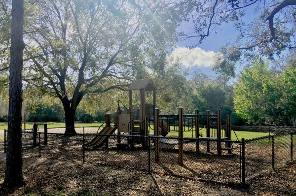 Disney's Fort Wilderness campground playground