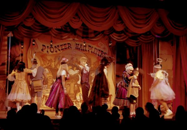 Disney's Hoop-Dee-Do Musical Revue