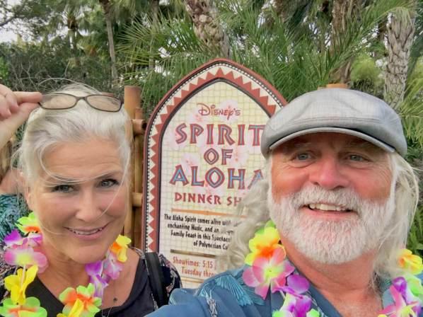 Disney's Spirit of Aloha