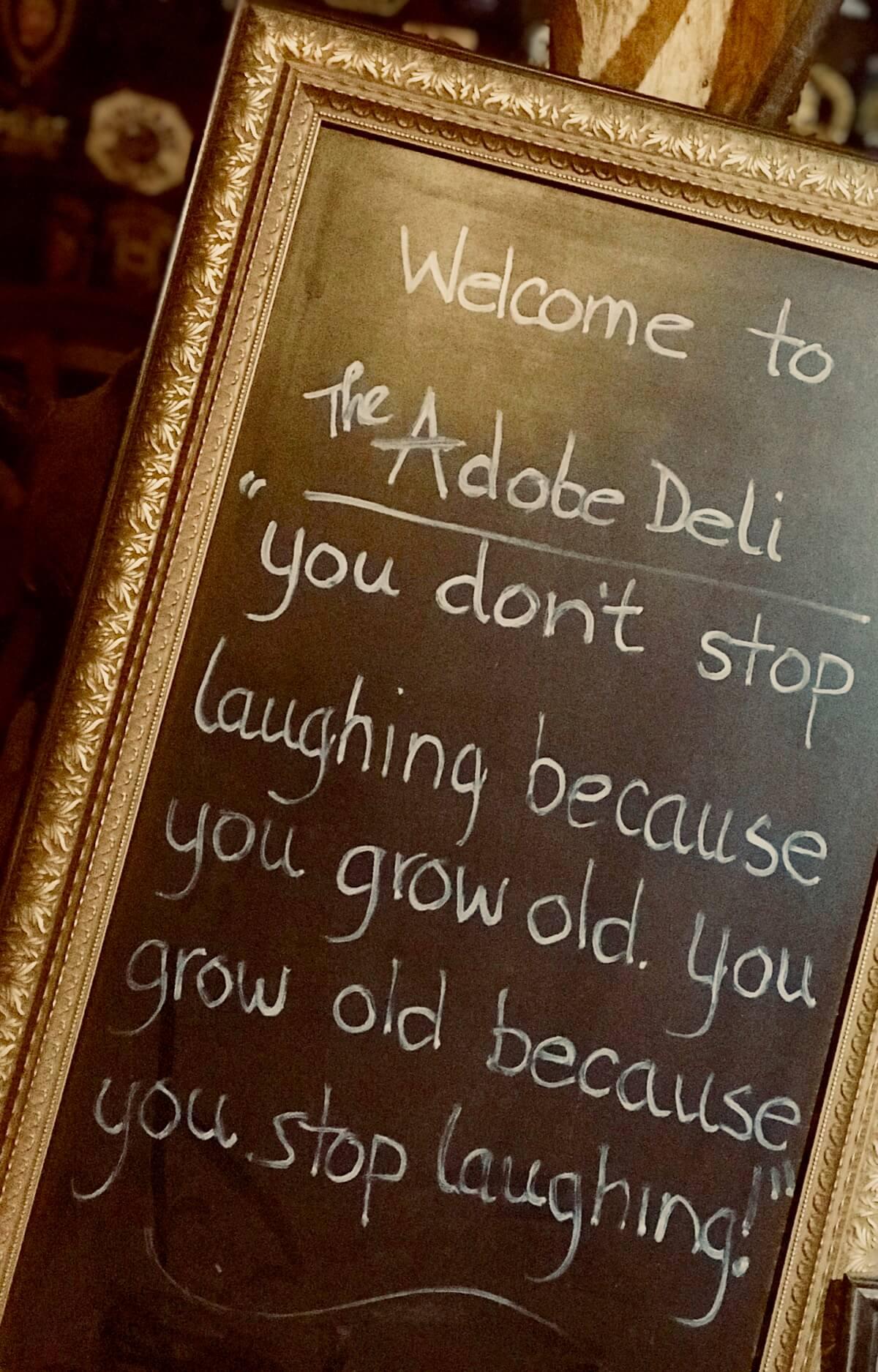 Adobe Deli