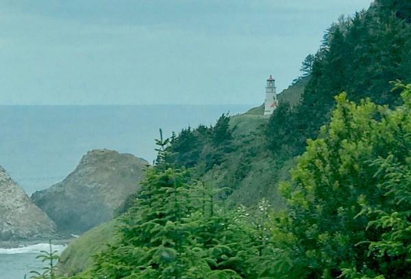Heceta Head Lighthouse, Florence, Oregon