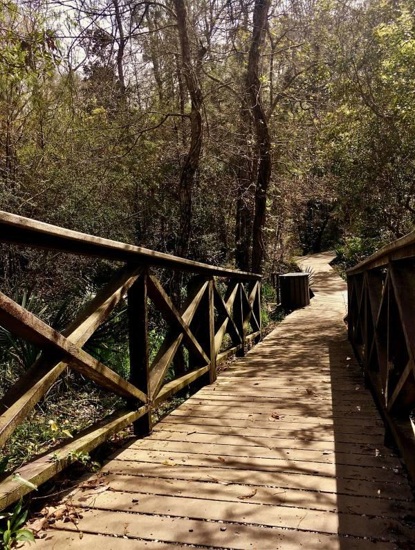 Davis Bayou National Park