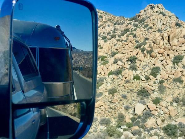 San Diego Mountain rocks