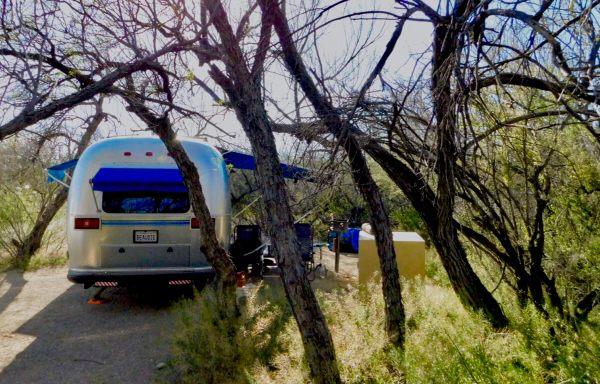 Big Bend  Rio Grande Village Campground